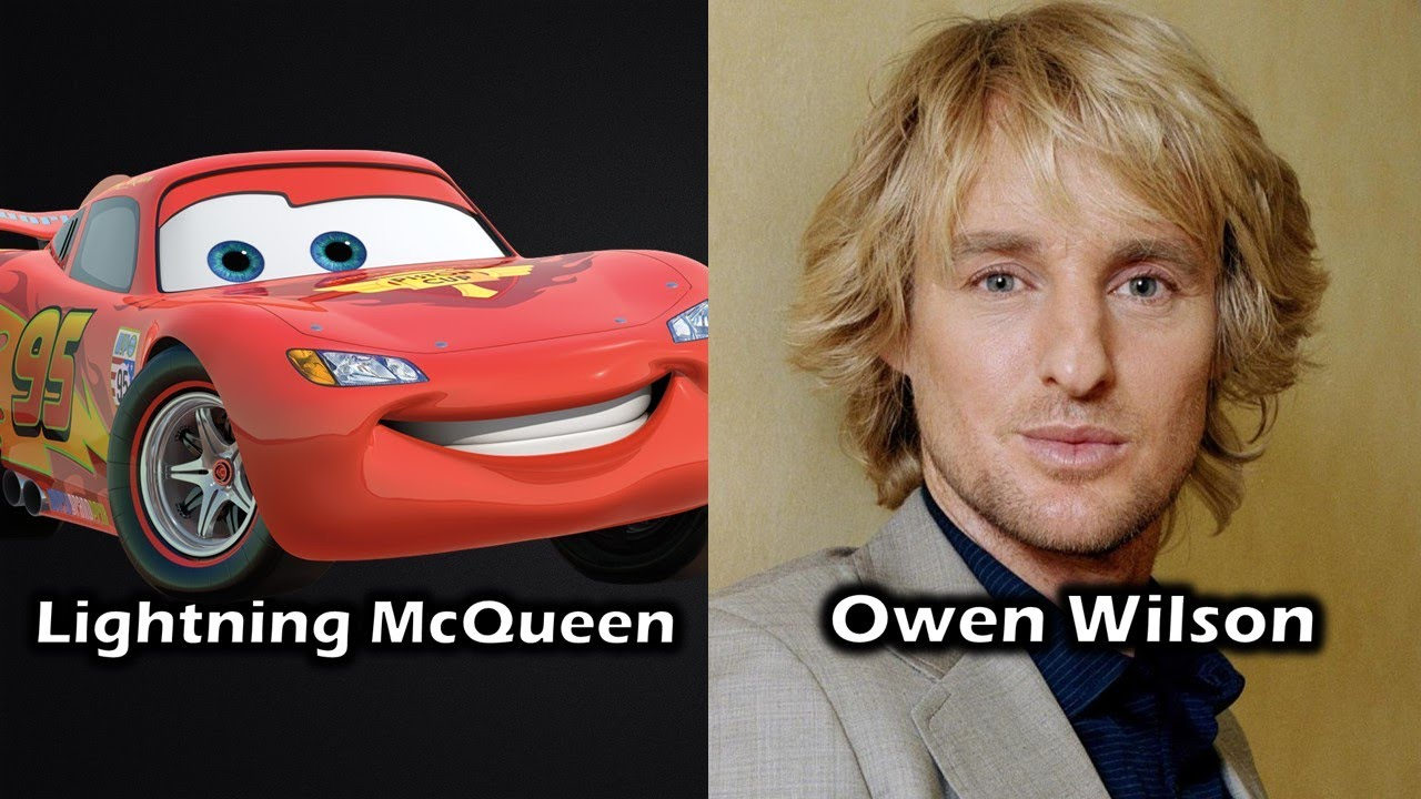 Disney Cars  List Of Characters With Pictures