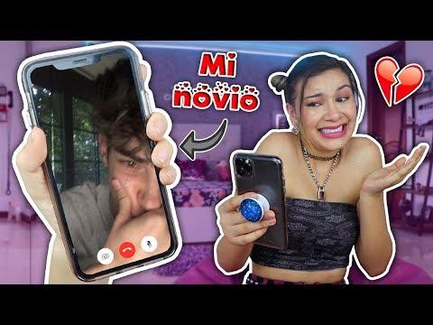 BROMA A MI NOVIO - Me besé con MI EX!! *te fui infiel* - Lulu99