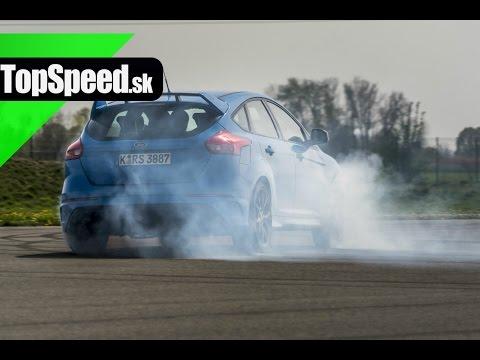 JAZDA Ford Focus III RS TopSpeed.sk