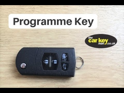 Programme Mazda 6 Central Locking HOW TO - YouTube