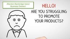 Bainbridge Island SEO • Unique Marketing To Get More Paying Clients