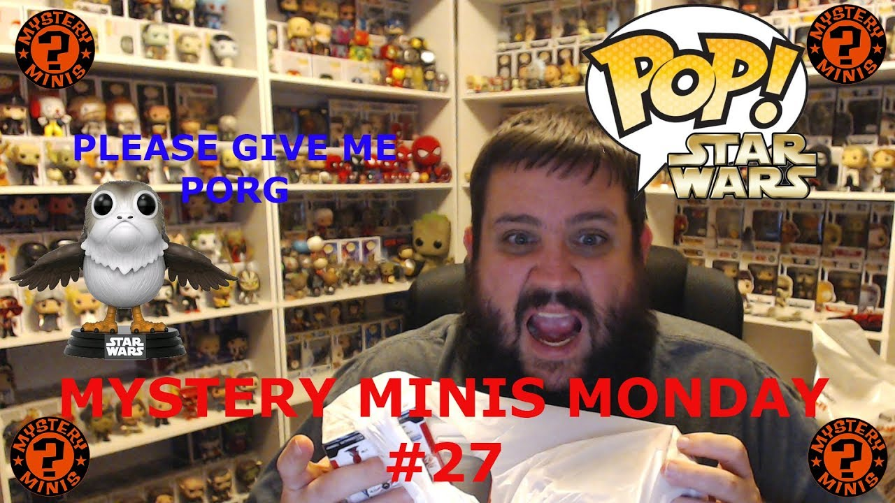 MYSTERY MINIS MONDAY #27