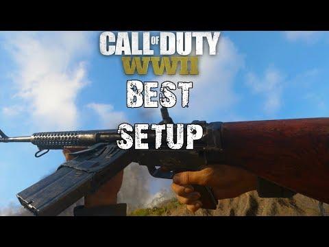 Call of Duty WW2 - M1941 best class setup