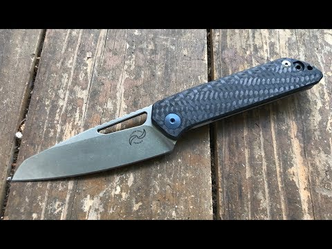 The Liong Mah KUF Pocketknife: The Full Nick Shabazz Review