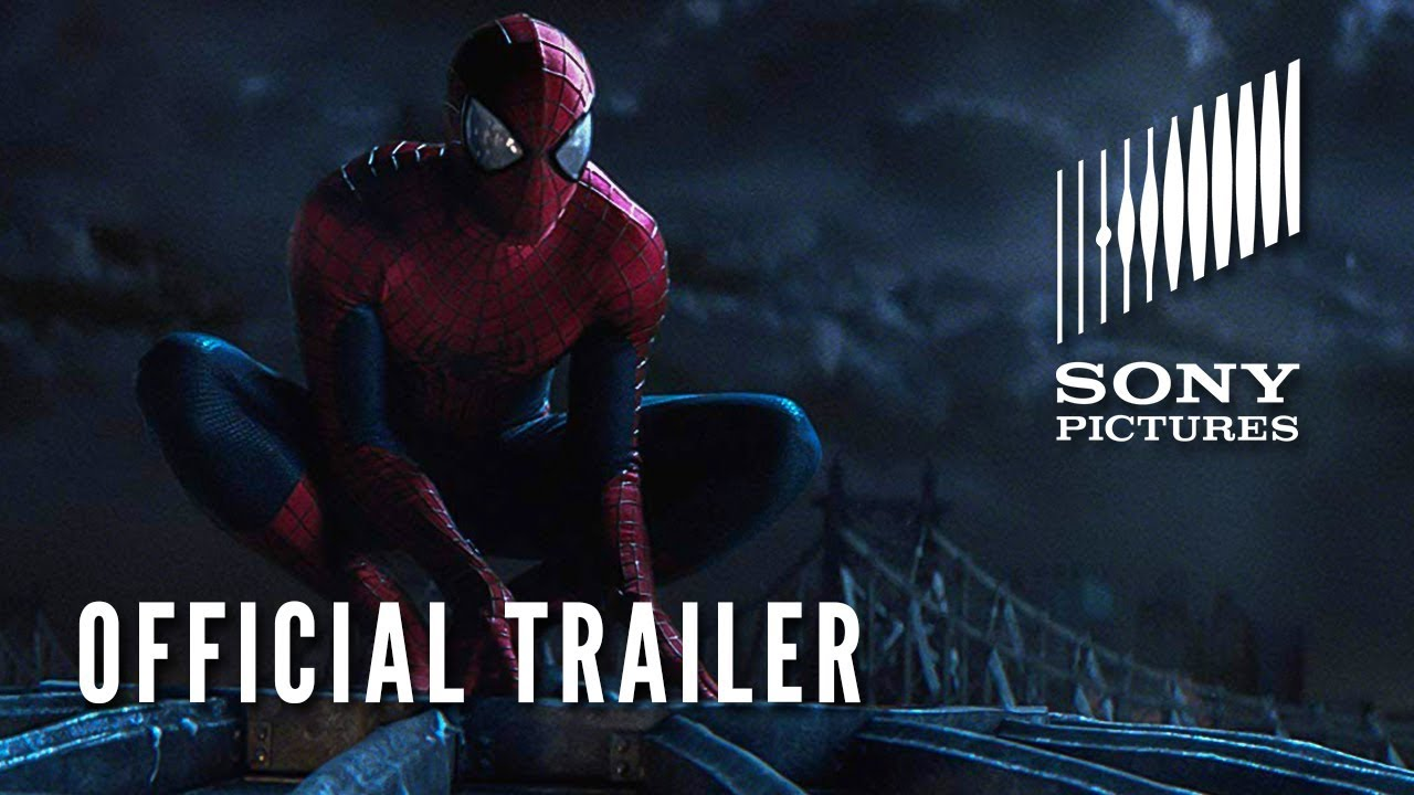 the amazing spider-man 2 - final trailer (official) - youtube