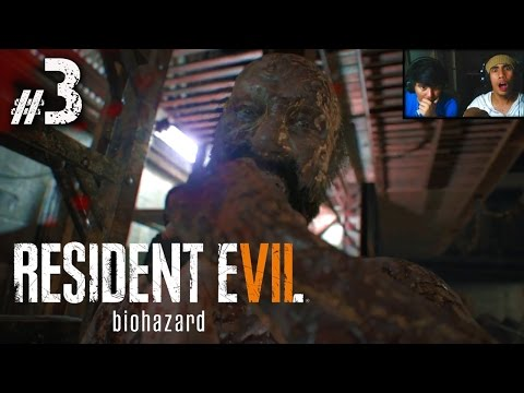 Resident Evil 7 Biohazard | PART 3 (PC) | WTF ARE YOU?! | Gameplay Playthrough