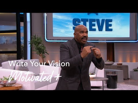 Write Your Vision | Motivated +