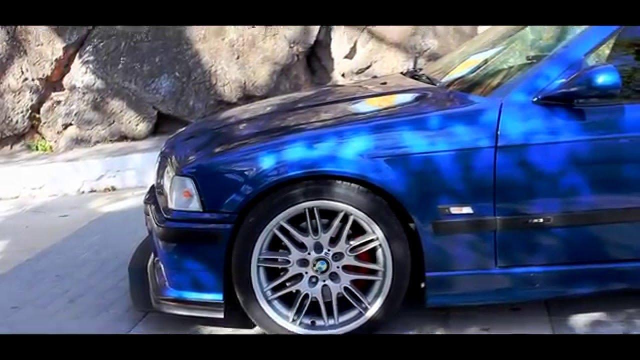 Davikilator M3 Ll Short Film Bmw E36 Berlina