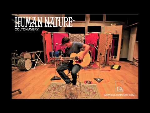 """Human Nature (COVER)""- Colton Avery"