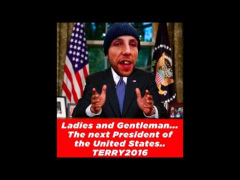 TERRY2016 FOR US PRESIDENT