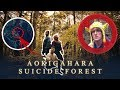 AOKIGAHARA SUICIDE FOREST part 2 ( STAY ON THE PATH ! )