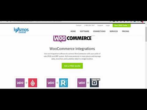 WooCommerce - Creating API Key and Secret