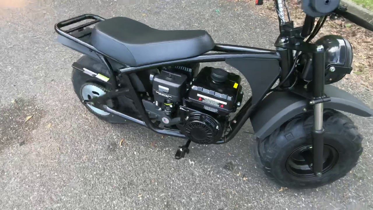 Monster moto 212cc