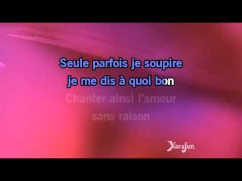 Karaoké Poupée de cire poupée de son - France Gall *