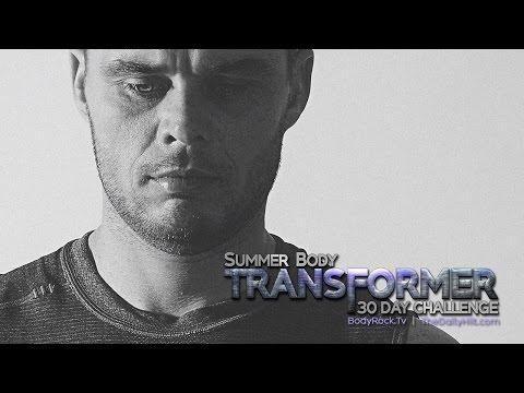 Трансформация тела - День 2
