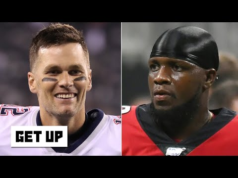 Mohamed Sanu is the epitome of 'The Patriot Way' - Marcus Spears | Get Up