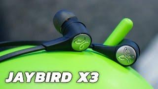 Jaybird X3 Review: Best Bluetooth Earphones?
