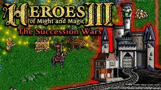 Heroes of Might and Magic III: The Succession Wars - Heroes 2 w Heroes 3! - Na żywo