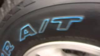 デューラー オールテレーン A/T694 DUELER オールシーズン M+S。 タイヤホイール販売・整備・修理の専門店・専門工場 東京・八王子 ミスタータイヤマンTAIRA