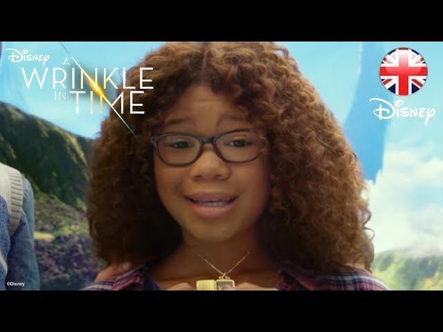 A WRINKLE IN TIME | Clip - They Speak In Colour! | Official Disney UK