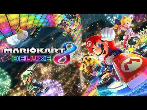 Prairie Meuh Meuh [Wii] (1ère place) - Mario Kart 8 Deluxe OST