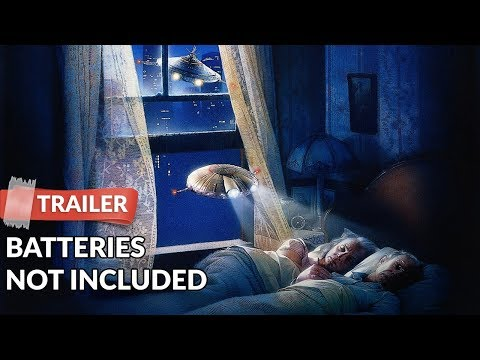 Batteries Not Included 1987  HD  Hume Cronyn  Jessica Tandy