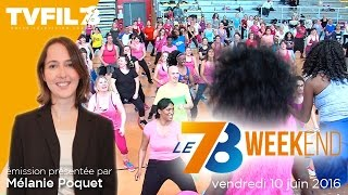 Le 7/8 Weekend – Emission du vendredi 10 juin 2016