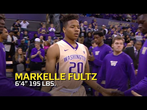 Markelle Fultz highlights: Washington point guard brings dynamic offensive, defensive talent to...