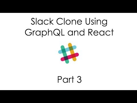 Creating GraphQL Schemas and Resolvers using Sequelize - YouTube