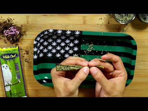 How To Roll A White Owl Blunt