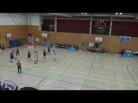 Bryce Leavitt vs Dusseldorf - Full Game (Germany)