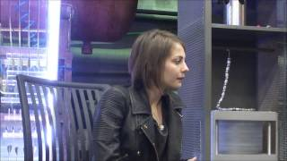 Arrow Interview: Willa Holland on a New Thea Thumbnail