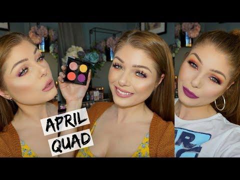 April's Quad + 2 Looks | My Monthly Quad #4