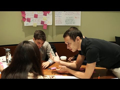 Global Business and Society Students Take on Intensive Team Project