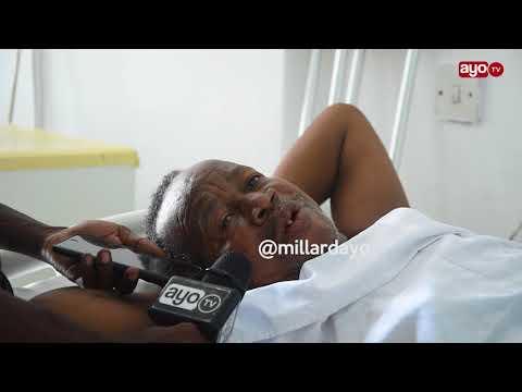 Mzee Majuto azidiwa, arudishwa tena Hospitali kwa tatizo jingine