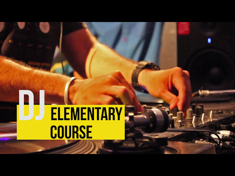 Learn DJing in Bangalore! - Resonance Academy DJ Elementary Course