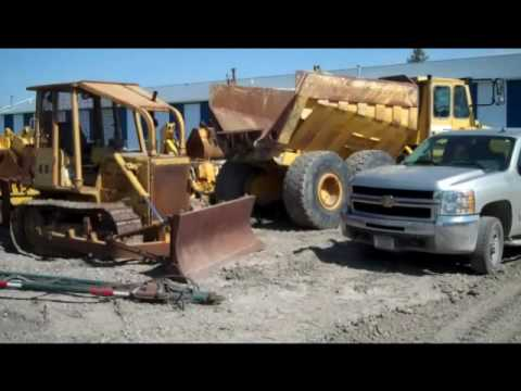 Reddig Equipment - Heavy Construction Equipment