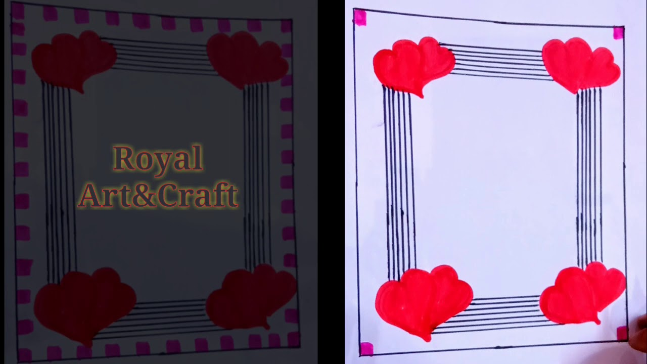 Diy Art Craft Ideas Simple Design For Project Work Art Ideas