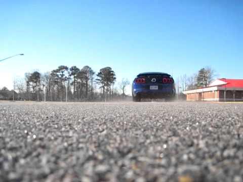 2013 Mustang GT RTR Exhaust!