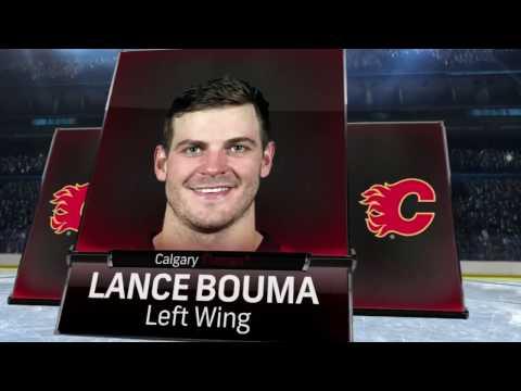 Calgary Flames vs Anaheim Ducks - Game 1 - Round 1 - NHL 17 STANLEY CUP PLAYOFF SIM - X-Bo