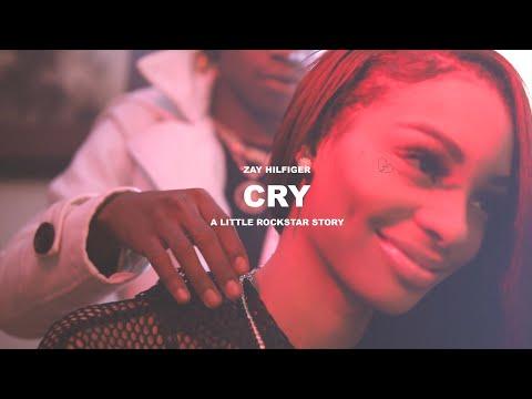 ZayHilfigerrr - C R Y ( Official Music Video ) Prod By Jikay