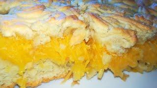 Тыквенный Пирог - самый нежный и вкусный!