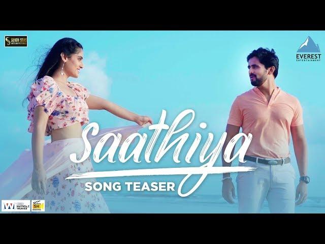 SAATHIYA Song Teaser - New Marathi Songs 2020   Ashish - Vijay   Savani Ravindra, Ashish Khandal