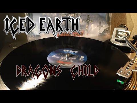 Iced Earth - Dragon's Child - Black Vinyl LP