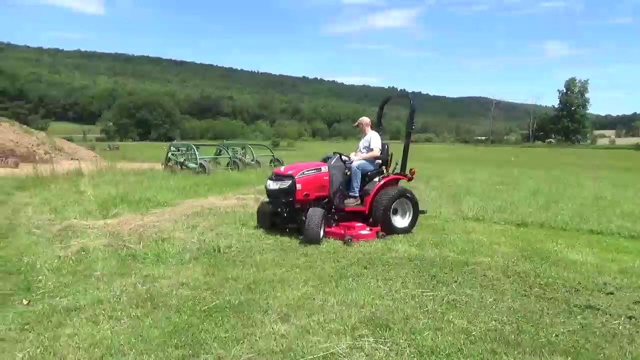 Belly Mower Vs Rear Mower