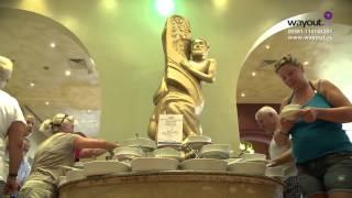 SUNRISE Royal Makadi 5*Lux(Hotel se nalazi u srcu Makadi zaliva, na 30 min od aerodroma u Hurgadi, na 35 min od centra grada. Izgradjen je u opuštajućem delu zaliva sa divnom ..., 2015-10-05T13:15:20.000Z)