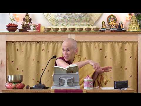 61 Engaging in the Bodhisattva's Deeds: Pushed By Our Afflictions 09-09-21