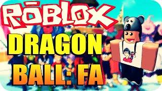 Roblox - Dragon Ball FA