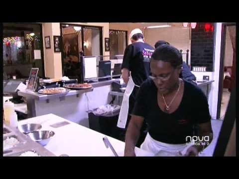 Pesadilla en la cocina pizzeria Sebastian´s parte 1