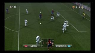 Pro Evolution Soccer 2009 (PES 2009) Gameplay HD4850 [HD]